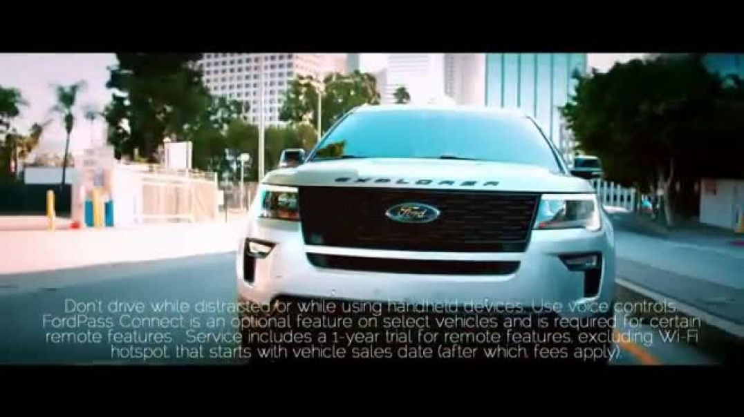 Ford Explorer TV Commercial Ad TV One Be Proud of Where Youre From [T1] .mp4