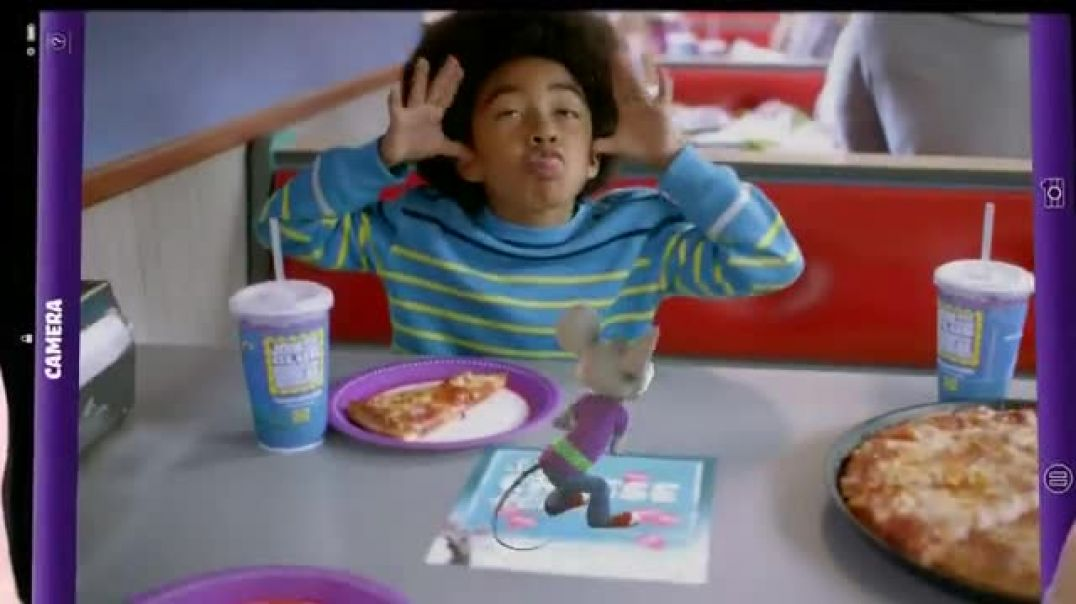 Chuck E. Cheeses Say Cheese App TV Commercial Ad Snapshot .mp4