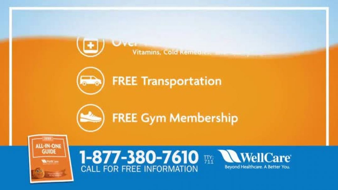 WellCare Health Plans TV Commercial Ad Explore Your Options.mp4