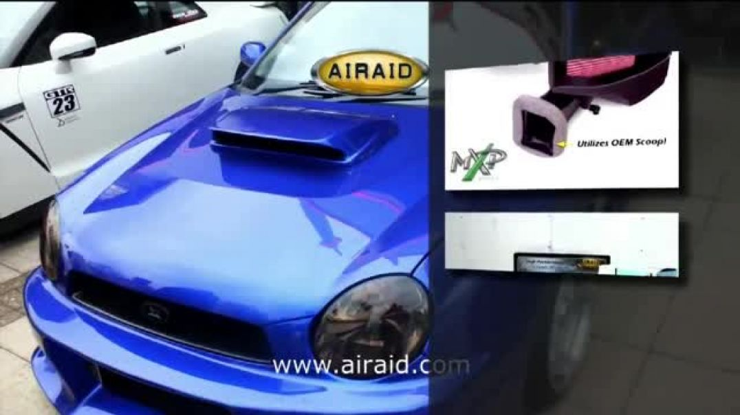 Airaid TV Commercial Ad Increase Efficiency.mp4