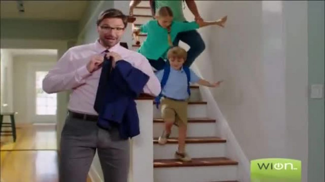 WiOn Indoor Smart Switch TV Commercial Ad Save Power .mp4