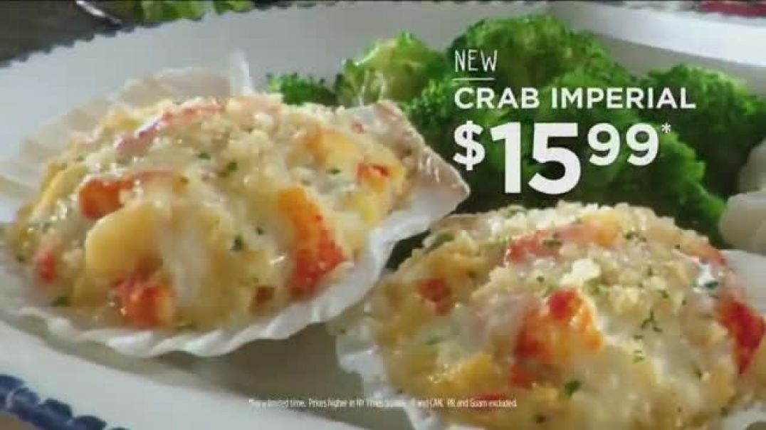 Red Lobster Crabfest TV Commercial Ad Get Ready Crab Fans .mp4