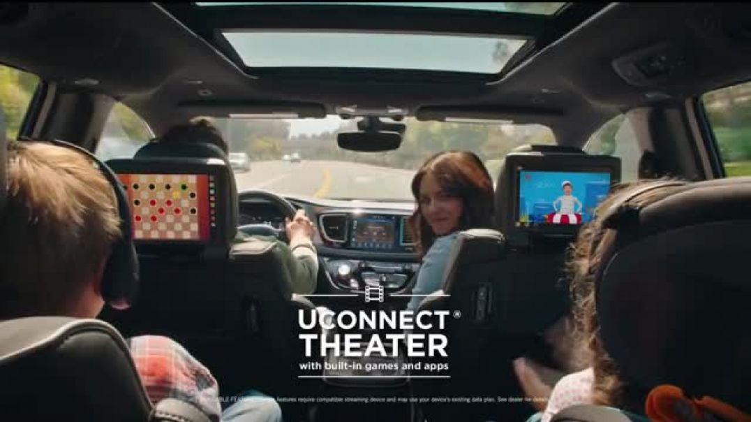 Chrysler Labor Day Sales Event TV Commercial Ad Talking Van Bad Parents Song by Kelis [T2].mp4