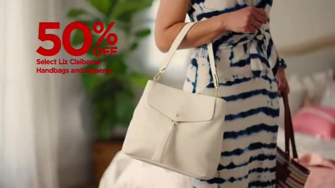 JCPenney TV Commercial Ad  Mothers Day Extra $10 Off Gifts Song by Redbone.mp4