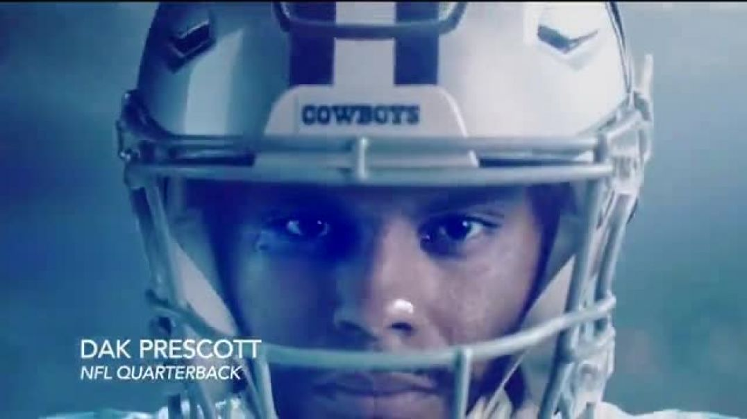 Sleep Number Veterans Day Sale TV Commercial Ad NFL Competitive Edge Featuring Dak Prescott .mp4