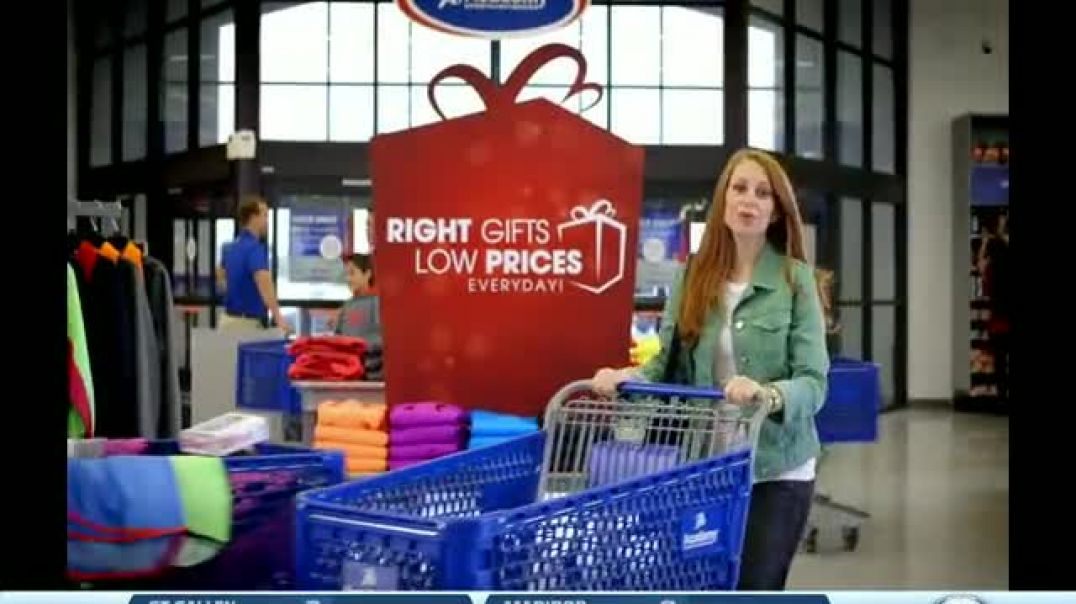 Academy Sports + Outdoors TV Commercial Ad Holiday Shopping.mp4
