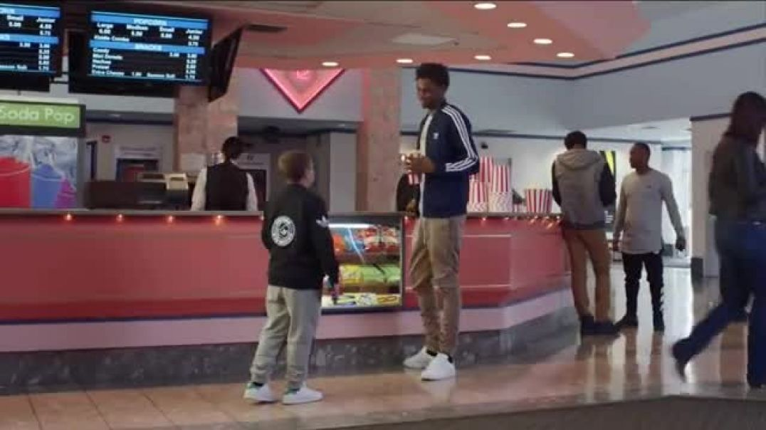 Kids Foot Locker TV Commercial Ad Little Pro Featuring Andrew Wiggins.mp4