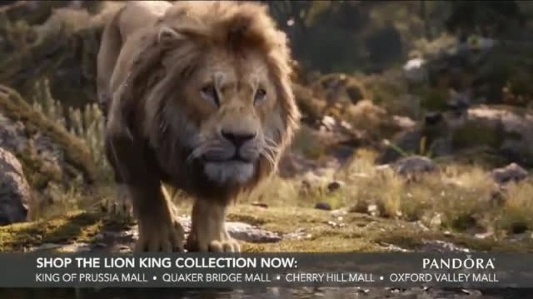 Pandora The Lion King Collection TV Commercial Ad Shop the Collection.mp4