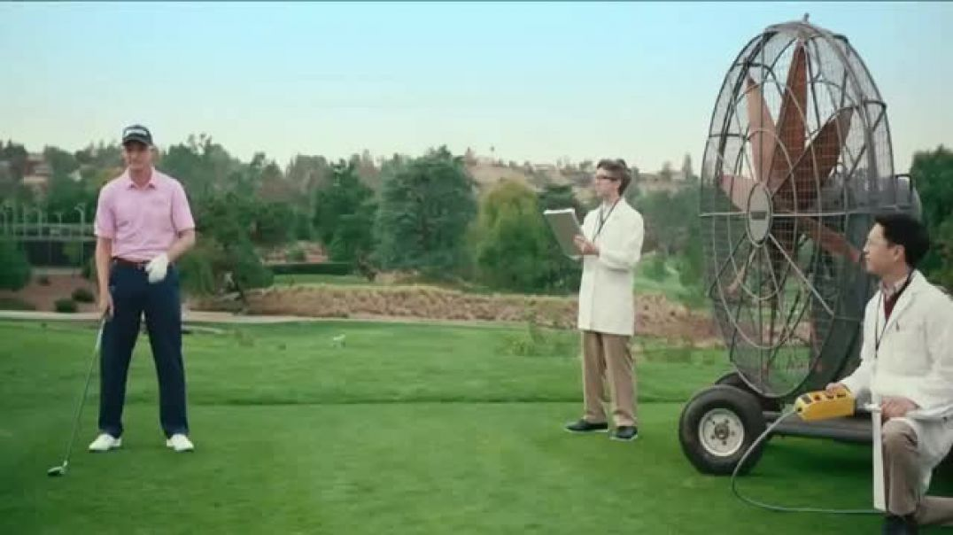 SKECHERS Go Golf Focus TV Commercial Ad Stability Test Featuring Russell Knox.mp4