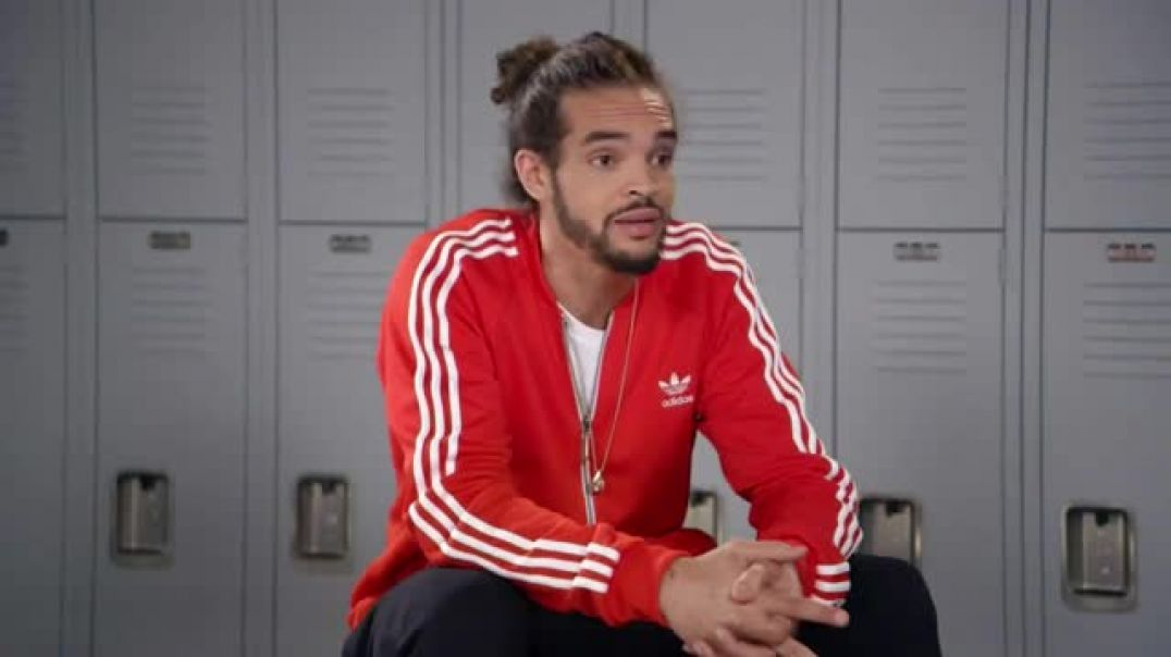 Foot Locker TV Commercial Ad Joakim Noah Says the Joakimiest Things to Kids Red.mp4
