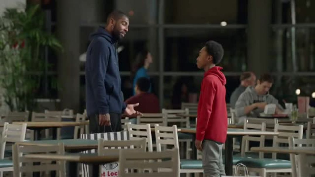 Kids Foot Locker TV Commercial Ad Not So Different Featuring Kyrie Irving.mp4