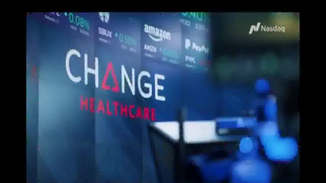 NASDAQ TV Commercial Ad Change Healthcare Better for All.mp4