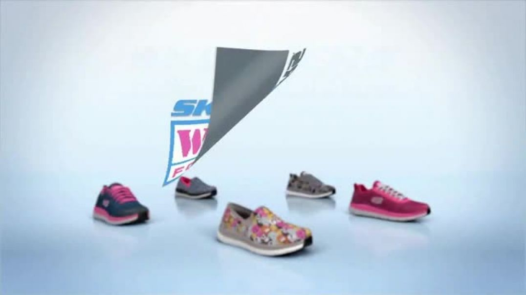 SKECHERS Health Care Pro Series TV Commercial Ad Work Footwear.mp4