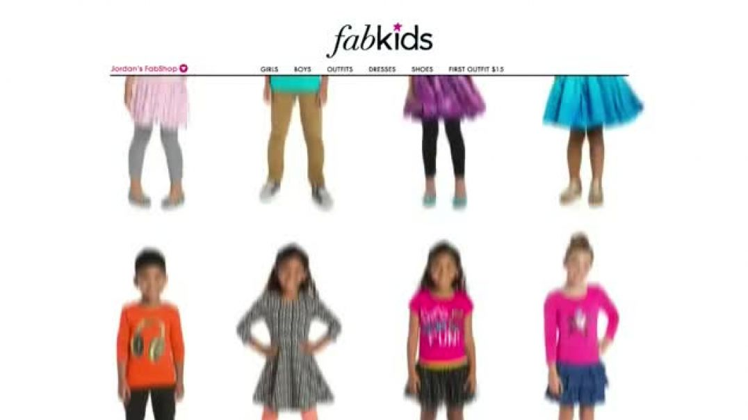 FabKids.com TV Commercial Ad Things Kids Say.mp4