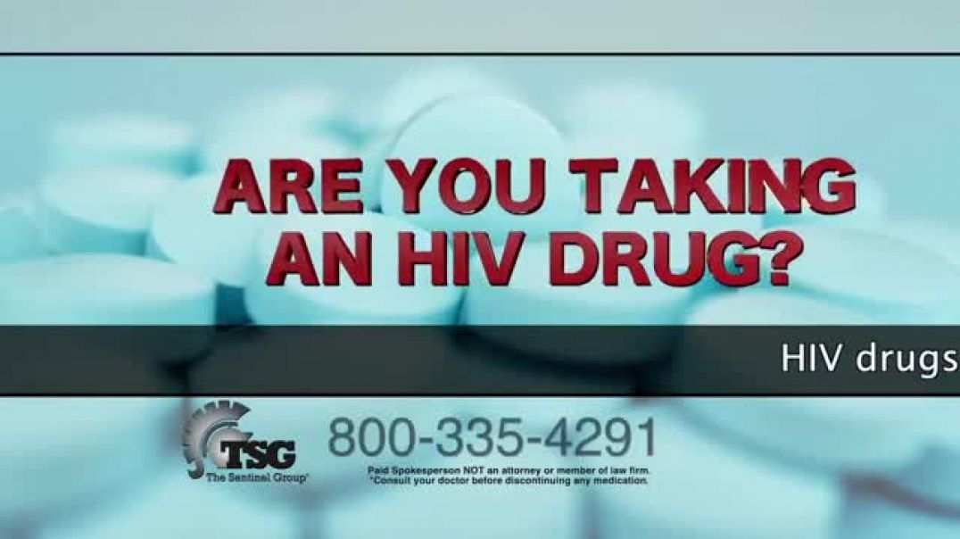 The Sentinel Group TV Commercial Ad HIV Drug Warning.mp4
