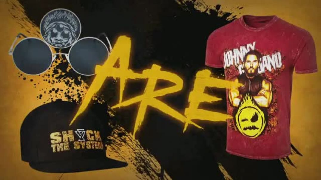 WWE Shop TV Commercial Ad We Are 35 Percent Off Orders & 25 Percent Off Titles Song by S