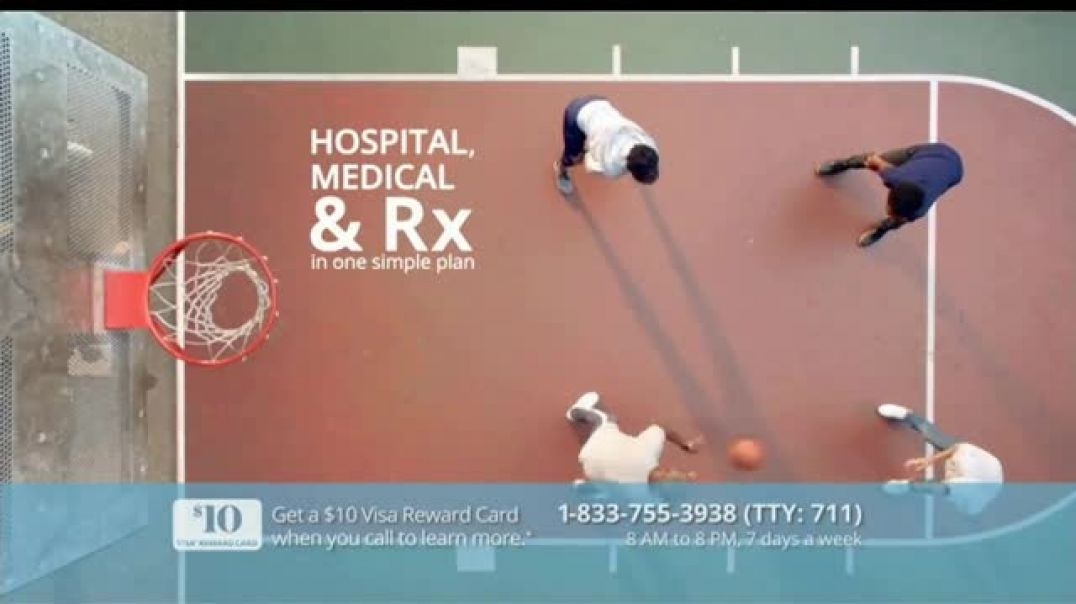 Allina Health Aetna Medicare TV Commercial Ad Hoops.mp4