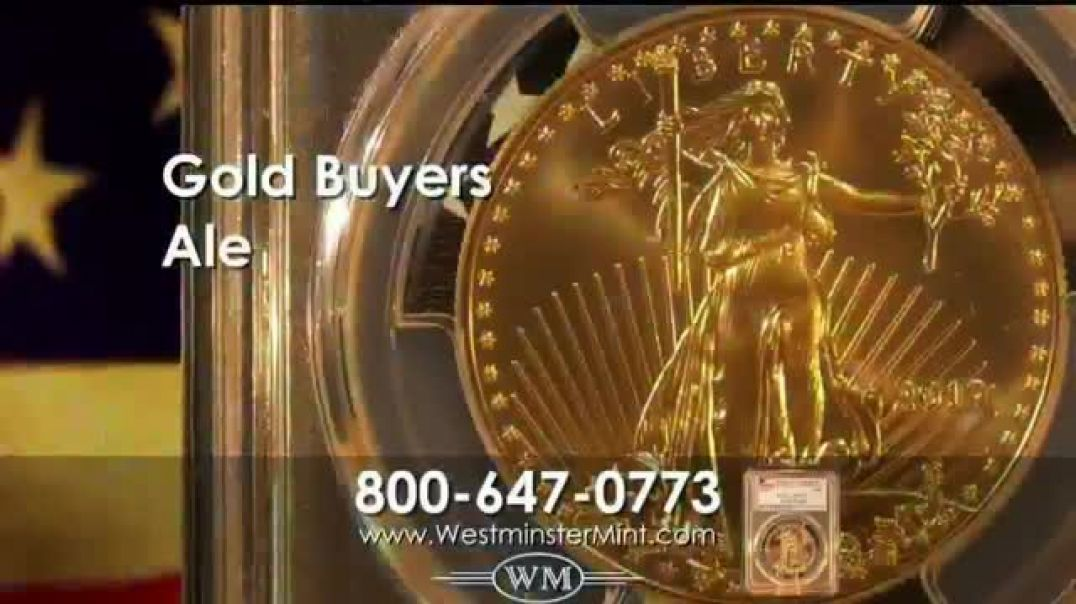 Westminster Mint TV Commercial Ad 2019 $50 American Golf Eagle Coin.mp4