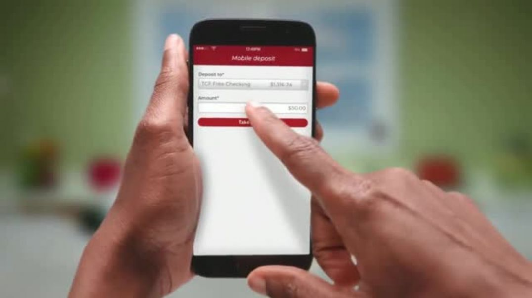 TCF Bank TV Commercial Ad Easy Bill Paying Systems Help You Pay Bills Seamlessly.mp4