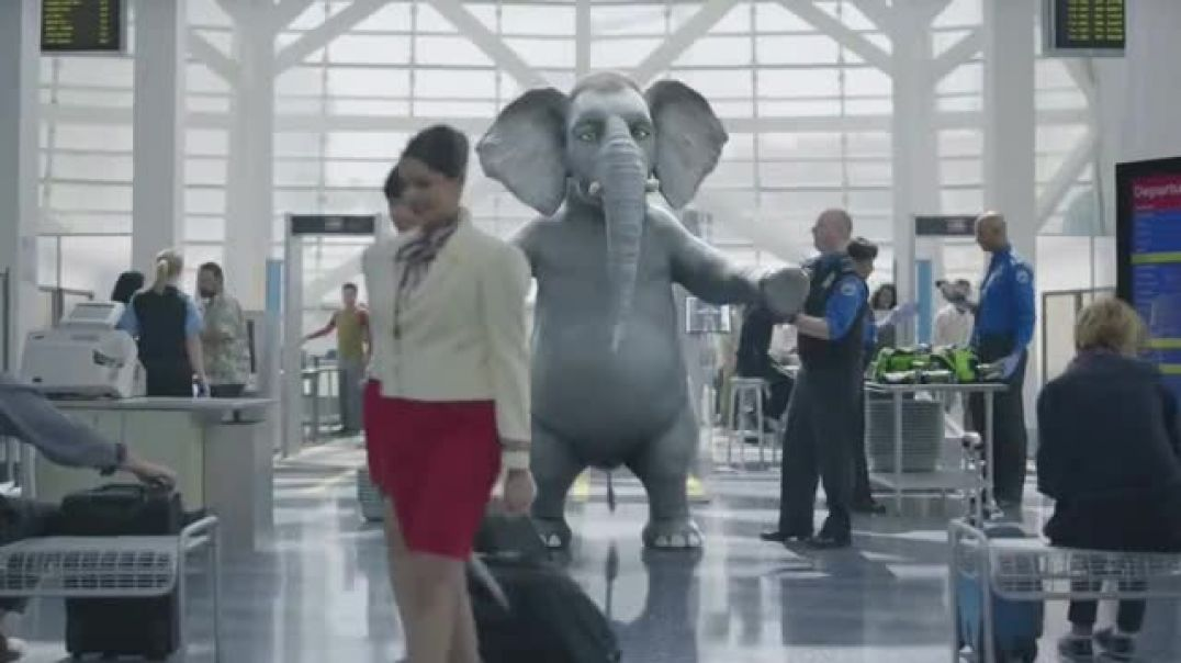 Wonderful Pistachios TV Commercial Ad Ernie at the Airport.mp4