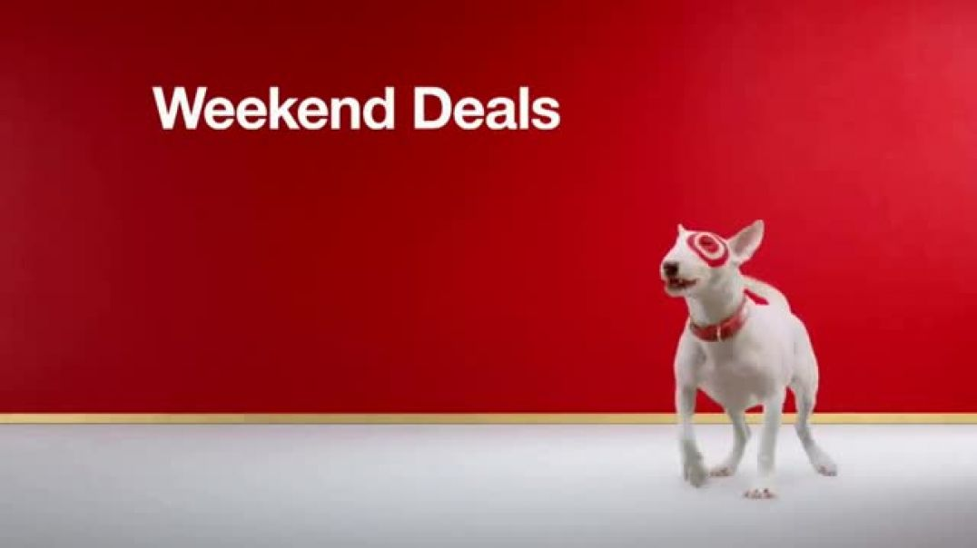 Target Weekend Deals TV Commercial Ad Gift Cards Every Color Song by Sia.mp4