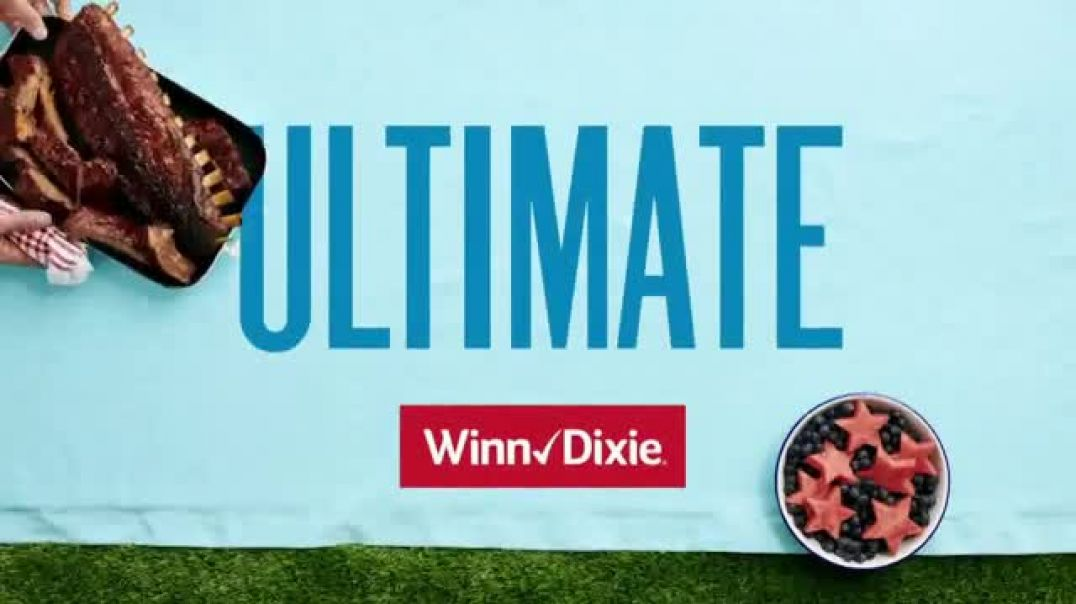 WinnDixie TV Commercial Ad The Ultimate Summer.mp4