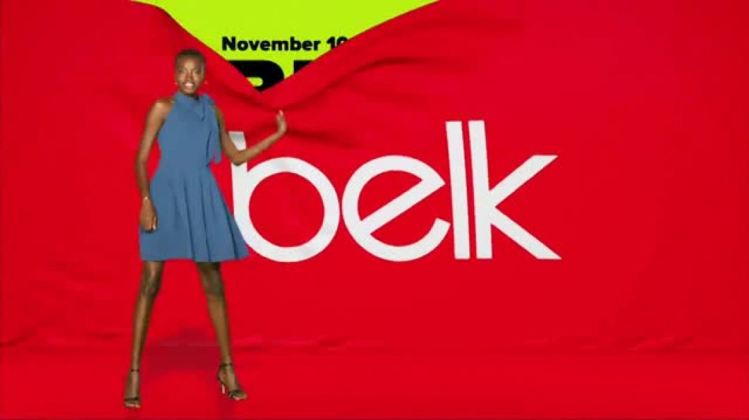 Belk Veterans Day Sale TV Commercial Ad Black Friday Leaks Fleece Ad Duck Boots & Egypti