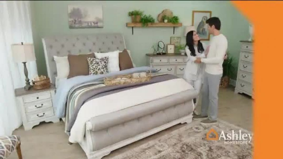 Ashley HomeStore Lowest Prices of the Year TV Commercial Ad In Time for Fall Song by Midnight Riot.m