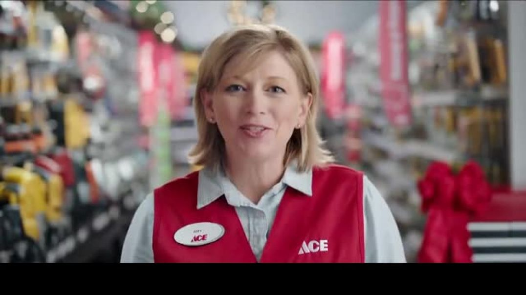 ACE Hardware TV Commercial Ad Two Names Ad One Gift.mp4