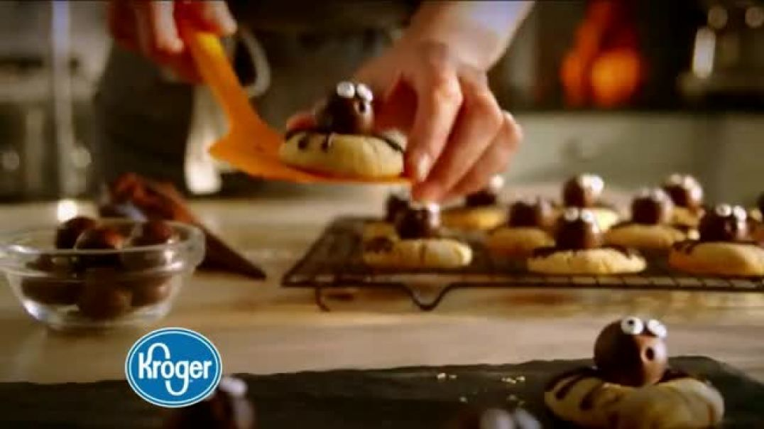 The Kroger Company Buy 5 Save $5 Event TV Commercial Ad Halloween Is....mp4