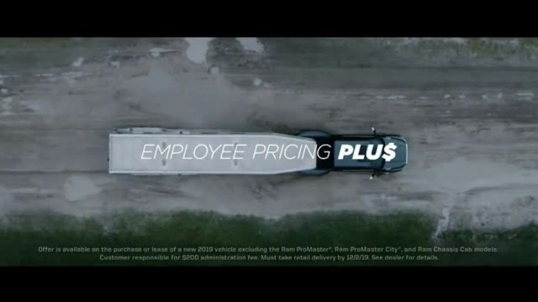 Ram Trucks Employee Pricing Plus TV Commercial Ad Ram Nation .mp4