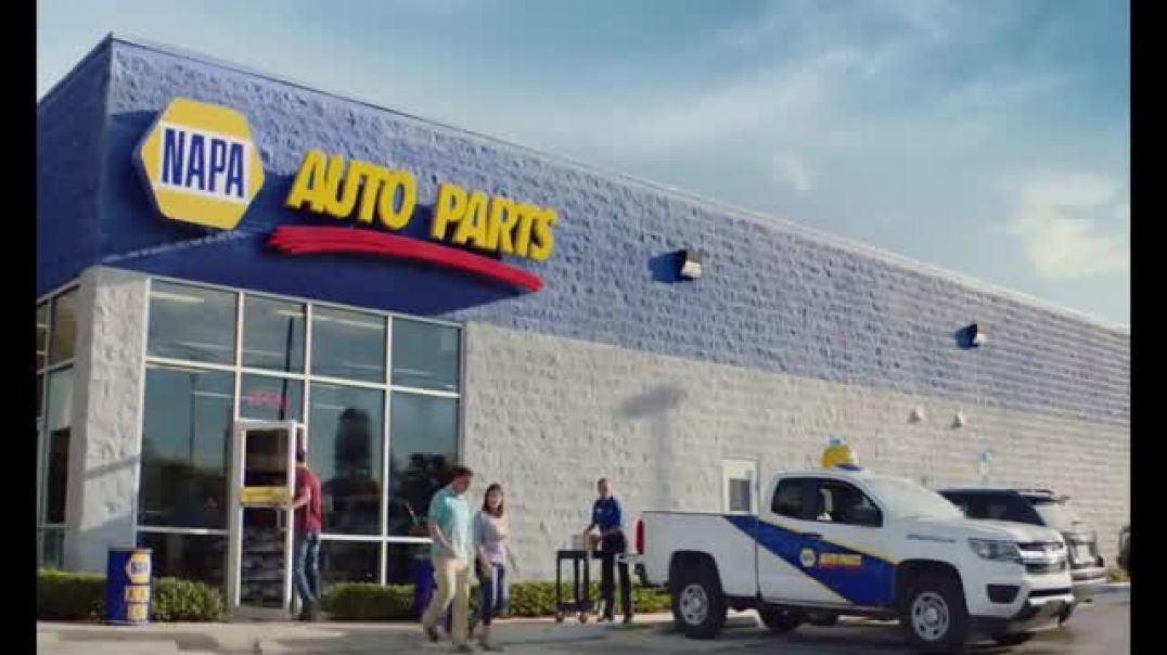 NAPA Auto Parts TV Commercial Ad NAPA Know How for All Vision.mp4
