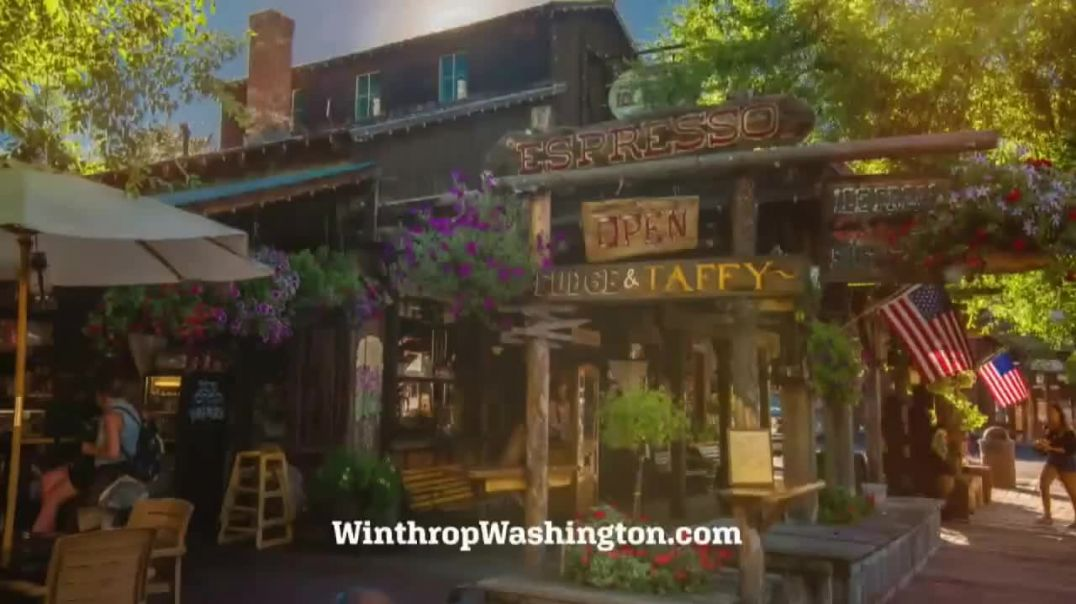 Winthrop Washington TV Commercial Ad A Little Adventure.mp4
