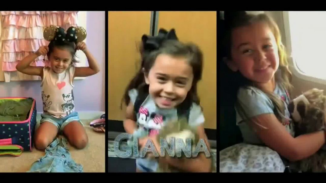 DisneyWorld TV Commercial Ad My Disney Day Gianna.mp4
