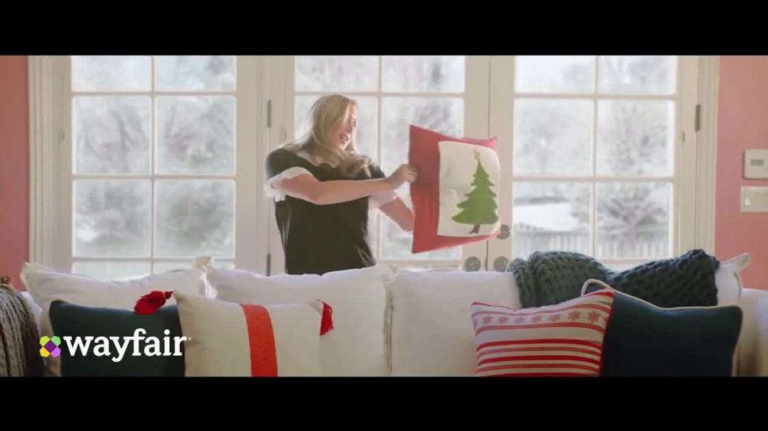 Wayfair TV Commercial Ad Way to Holiday 70 Percent Off Song by Danii Roundtree.mp4