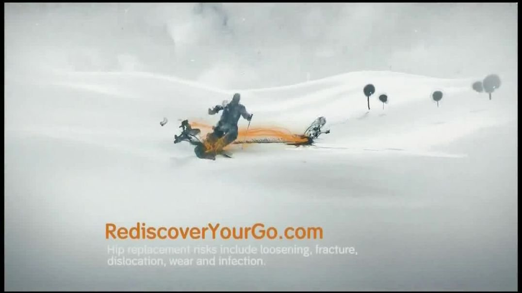 Smith & Nephew VERILAST Technology TV Commercial Ad Hip Replacement.mp4
