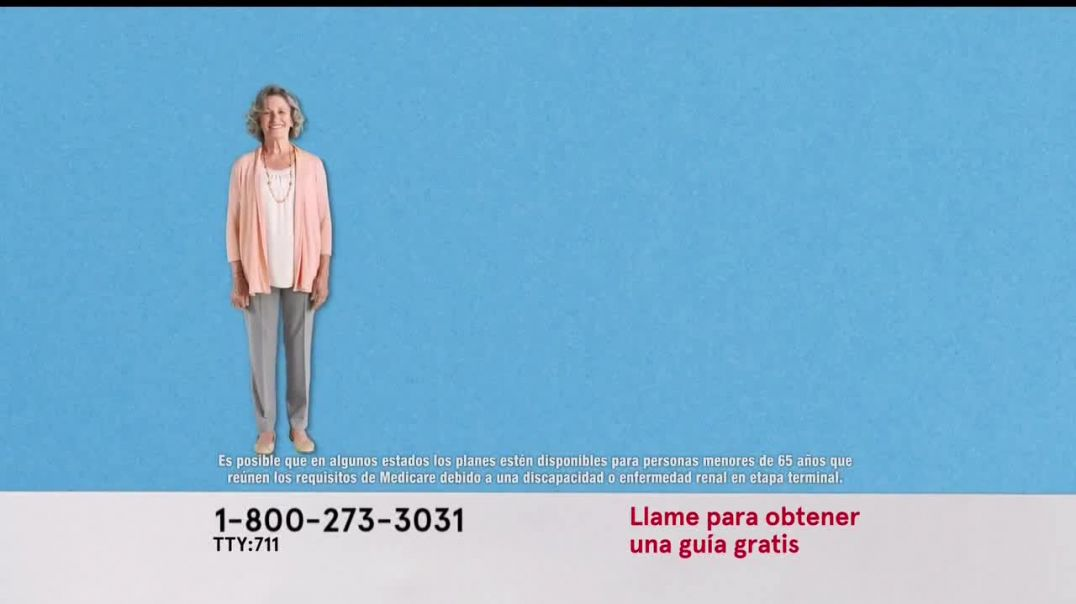 UnitedHealthcare AARP Medicare Supplement Plans TV Commercial Ad Guía.mp4