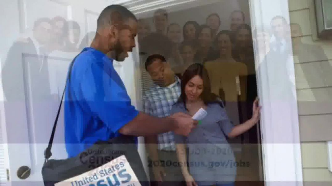 U.S. Census Bureau TV Commercial Ad Everyone Gets Counted.mp4