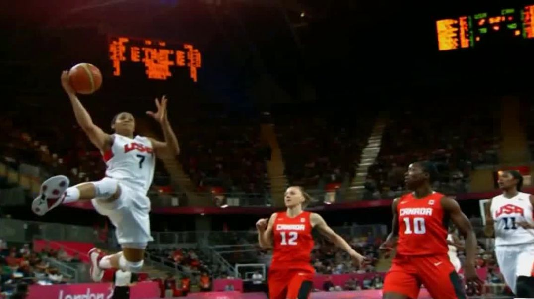 USA Basketball TV Commercial Ad Represent Your Country Featuring Sylvia Fowles.mp4