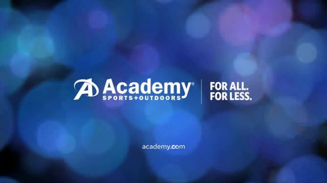 Academy Sports + Outdoors TV Commercial Ad Giving Season.mp4