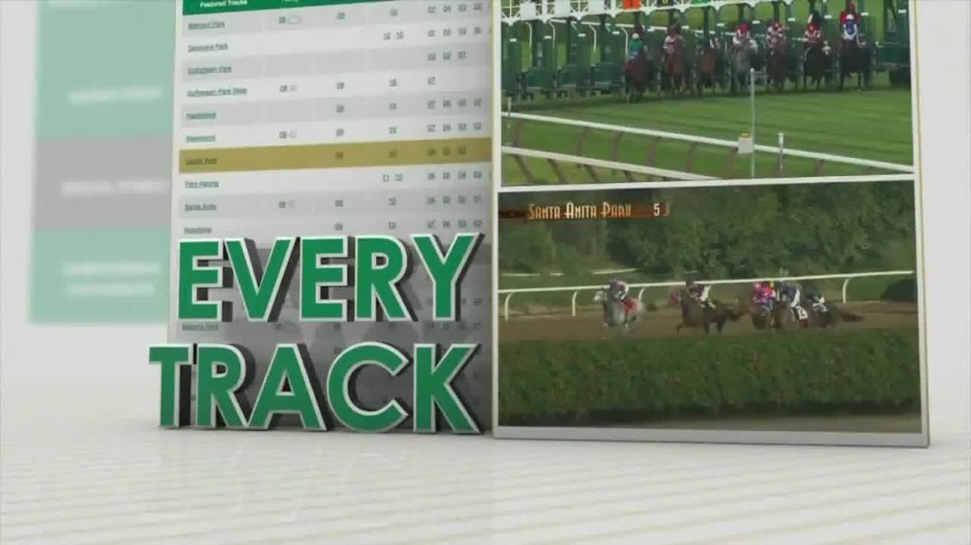 Equibase Day Pass Plans TV Commercial Ad One Flat Rate.mp4