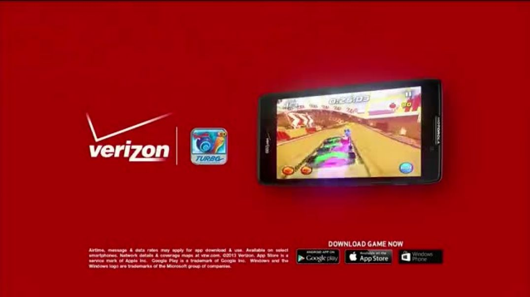 Verizon DreamWorks Turbo TV Commercial Ad Shell Out Contest.mp4