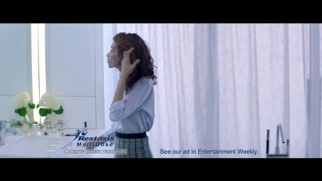 Restasis MultiDose TV Commercial Ad Reveal Song by Yuna.mp4