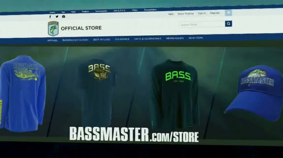 Bassmaster TV Commercial Ad Perfect Gift.mp4