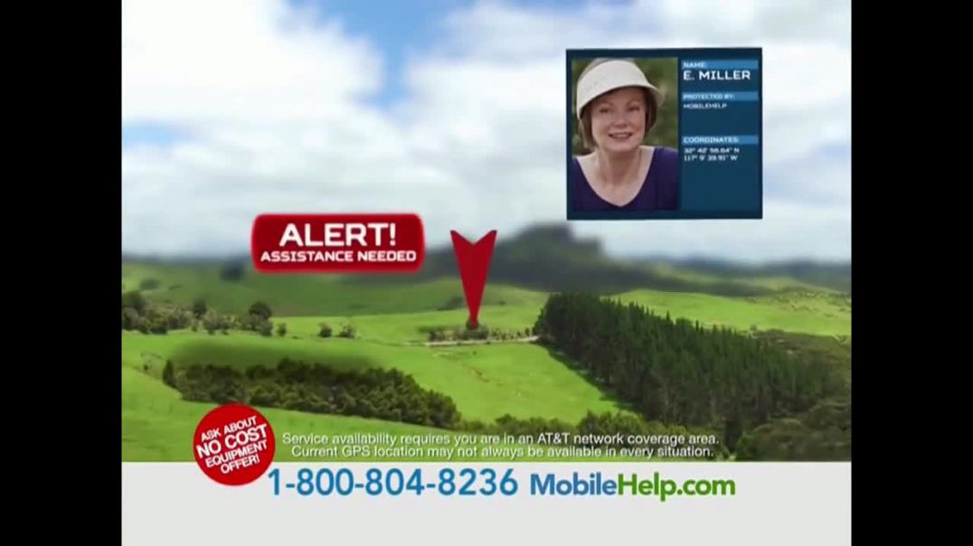 MobileHelp TV Commercial Ad Taking out the Trash.mp4