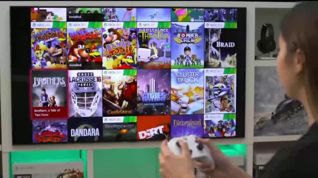 Xbox Black Friday Sale TV Commercial Ad Game Pass.mp4