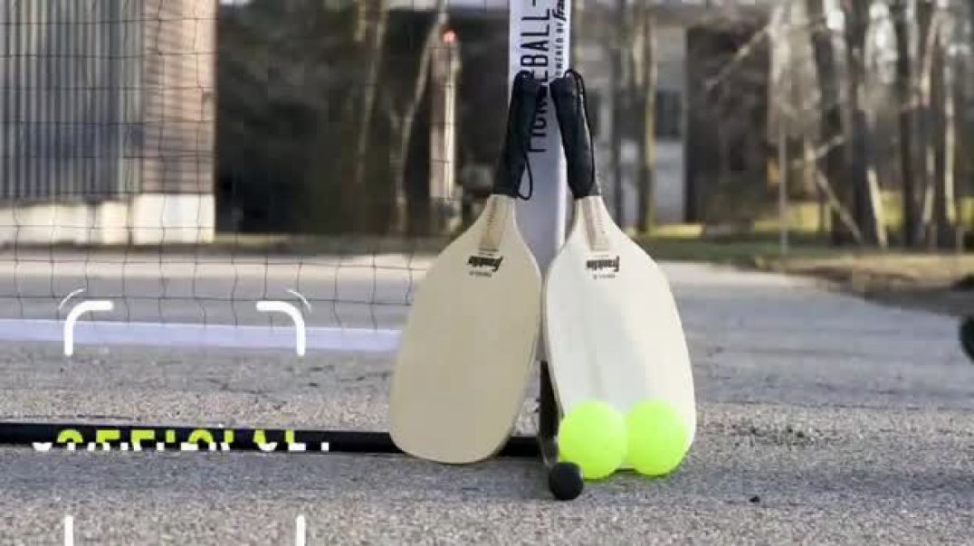 Franklin Sports TV Commercial Ad Pickleball Championships.mp4
