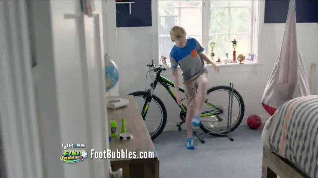 Messi FootBubbles TV Commercial Ad Have You Got What It Takes Feat. Lionel Messi.mp4