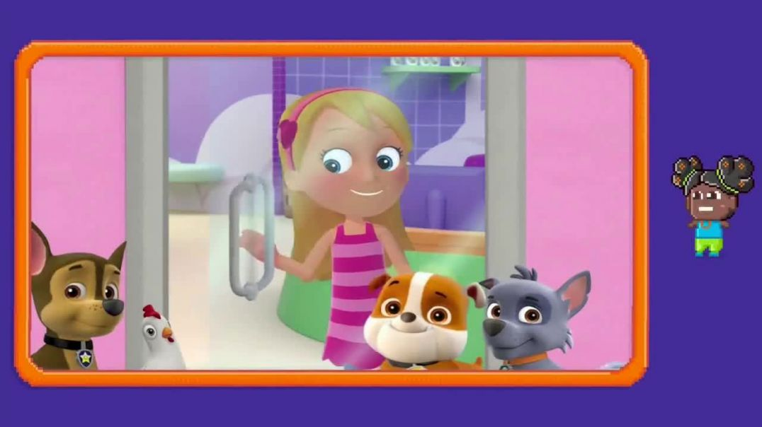 Nick Jr. TV Commercial Ad Paw Patrol Picture Pawfect DressUp.mp4
