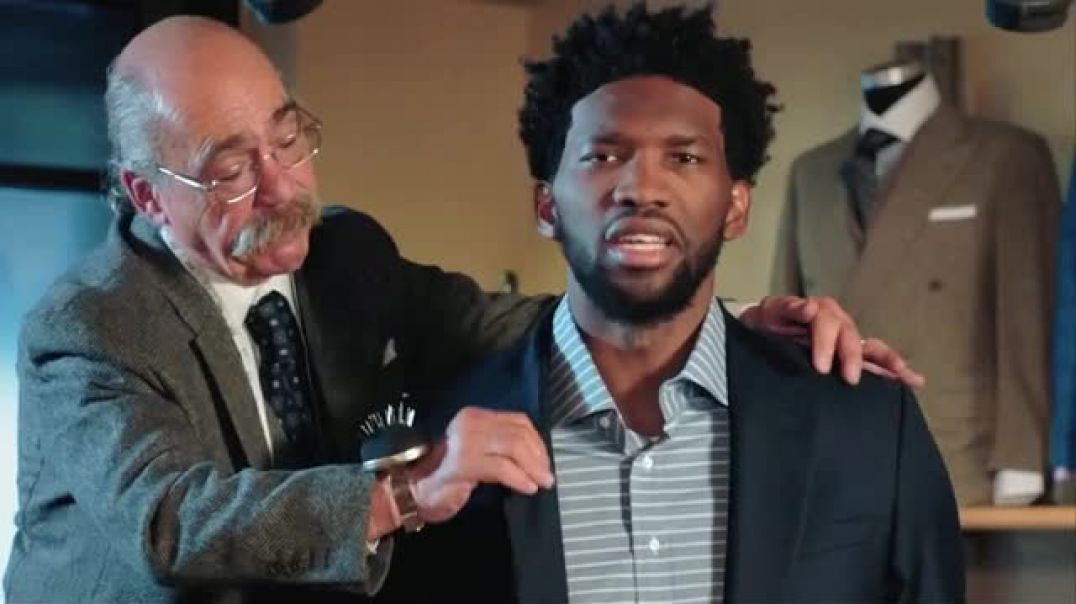 NBA League Pass TV Commercial Ad Find Your Best Fit Featuring Joel Embiid.mp4